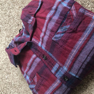 Urban Outfitters oversized flannel